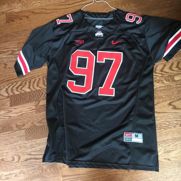 black bosa jersey